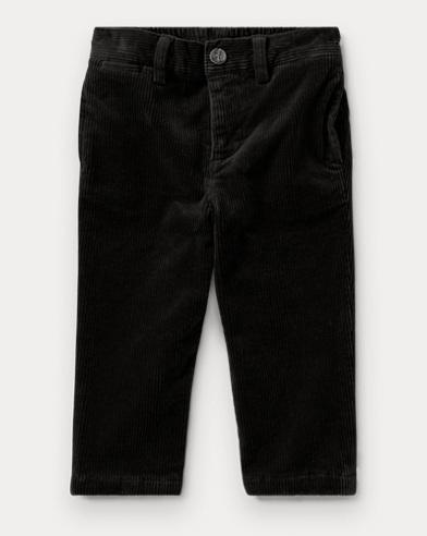 Stretch Cotton Corduroy Pant