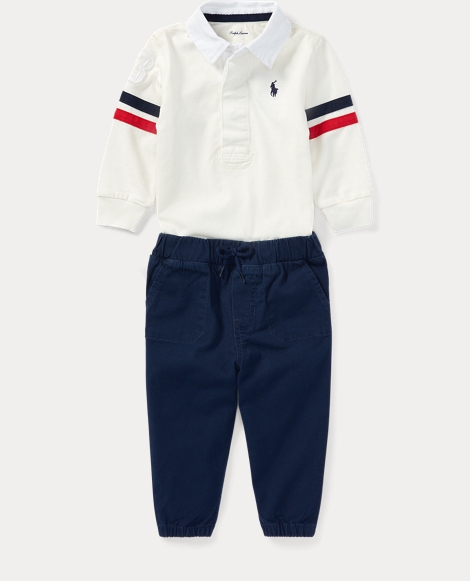 Jersey Rugby & Jogger Set
