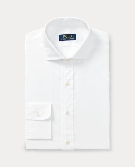Classic Fit Cotton Dress Shirt