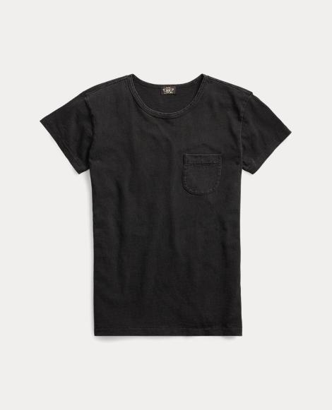 Cotton Jersey Pocket Tee