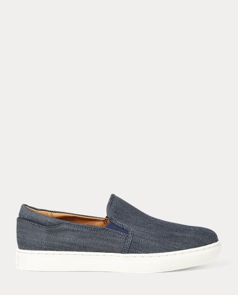 Drea Denim Slip-On Sneaker