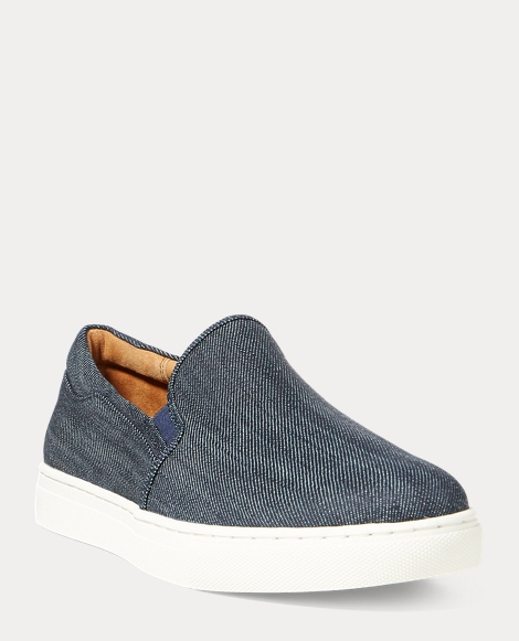 Drea Denim Slip-On Sneaker