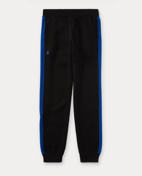 Striped Merino Wool Pant
