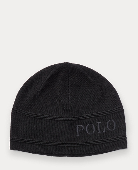 Polo Merino Wool Hat