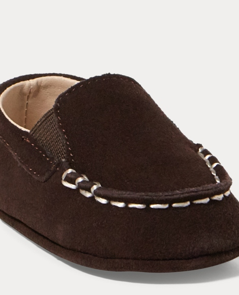 Vincenzo Suede Loafer