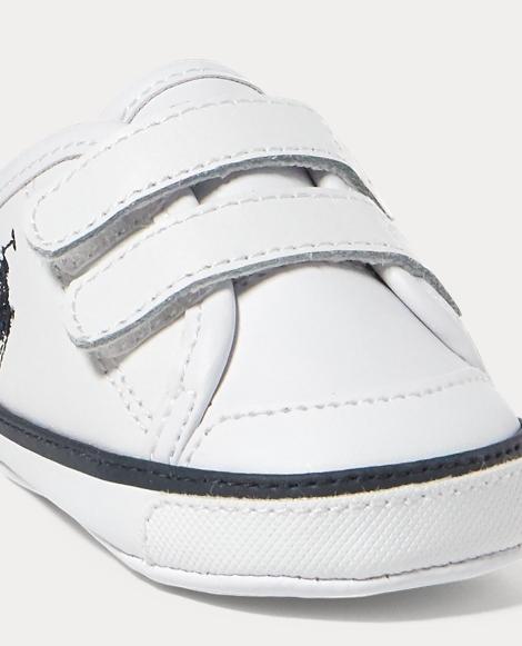 Leather Low-Top EZ Sneaker