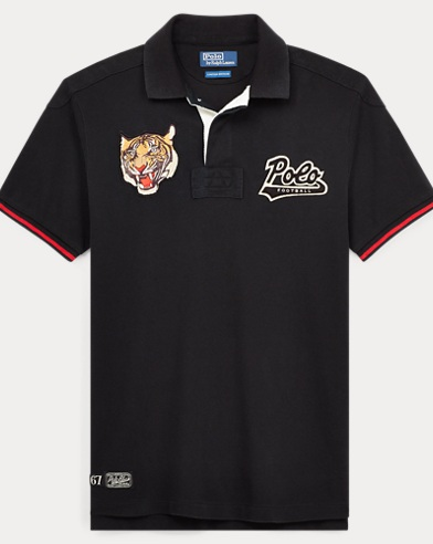 The Collegiate Polo Shirt