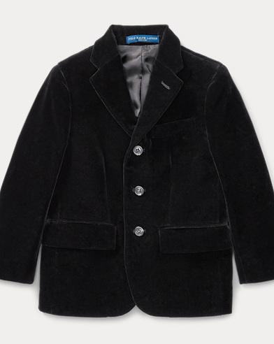 Polo Velvet Sport Coat