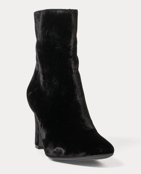 Bridgett Velvet Boot