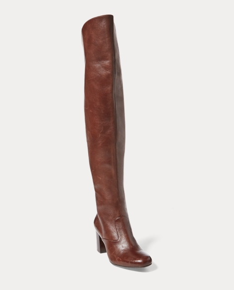 Hesper Leather Boot