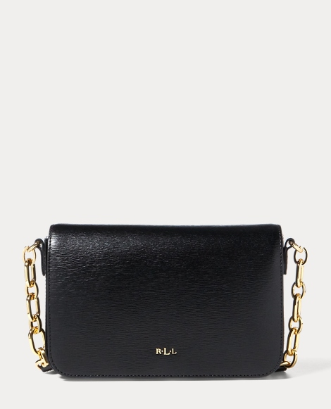 Saffiano Carmen Crossbody Bag
