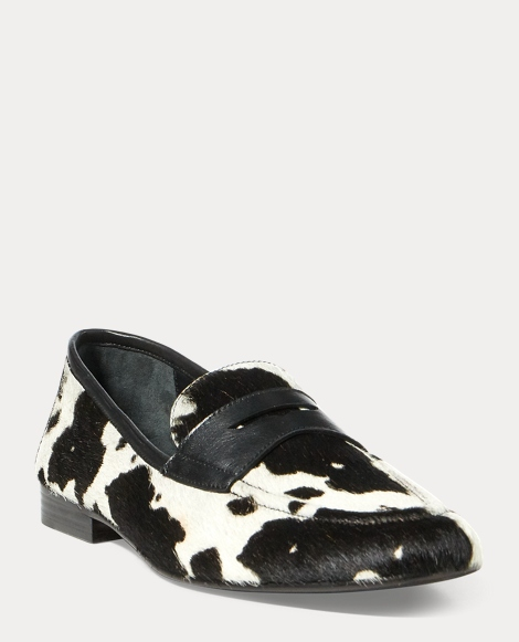 Ashtyn Haircalf Penny Loafer
