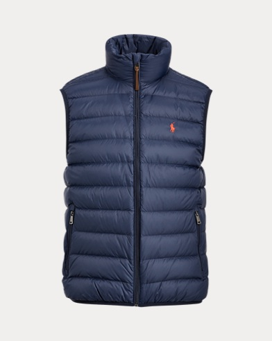 Packable Down Vest