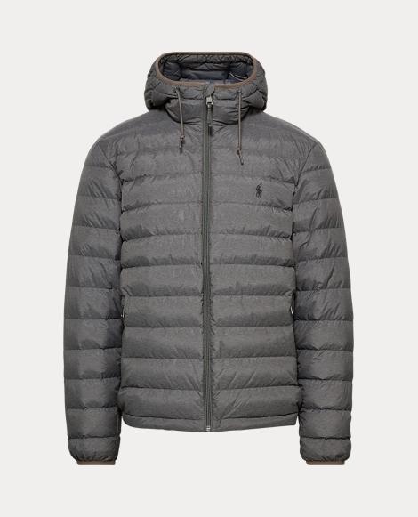 Packable Hooded Down Jacket