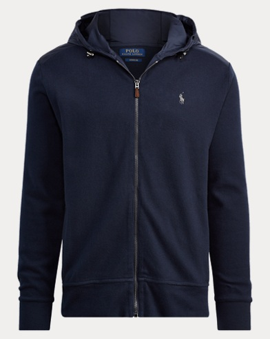 Estate-Rib Cotton Hoodie