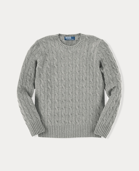 Cashemere Cable Sweater