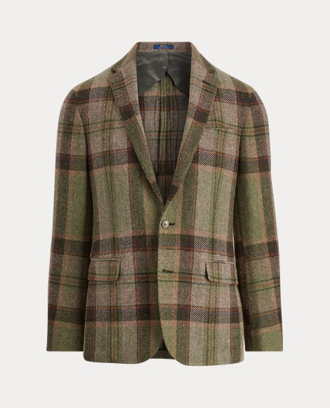 Morgan Plaid Sport Coat