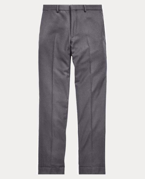 Polo Wool Flannel Trouser