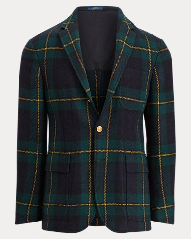 Morgan Black Watch Sport Coat