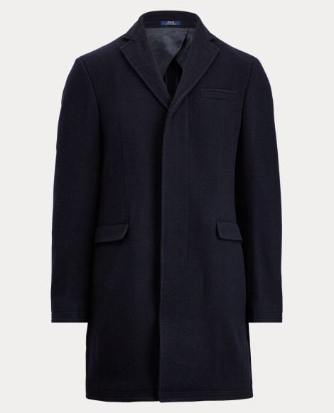 Morgan Wool Paddock Coat