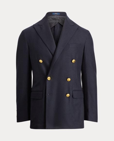 Morgan Wool Flannel Sport Coat
