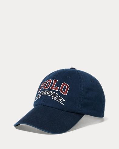 Polo 1967 Chino Baseball Cap