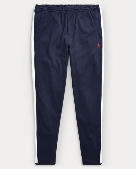 Knit Cotton Track Pant