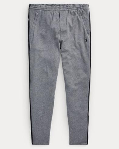 Knit Cotton Track Pant
