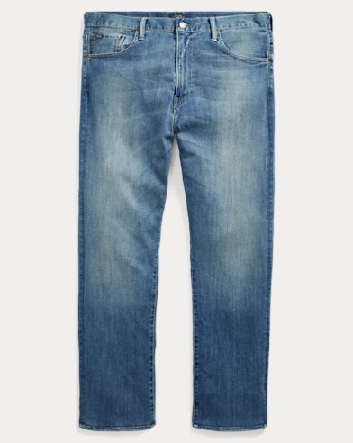 Hampton Relaxed Straight Jean