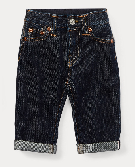 Eldridge Skinny Selvedge Jean