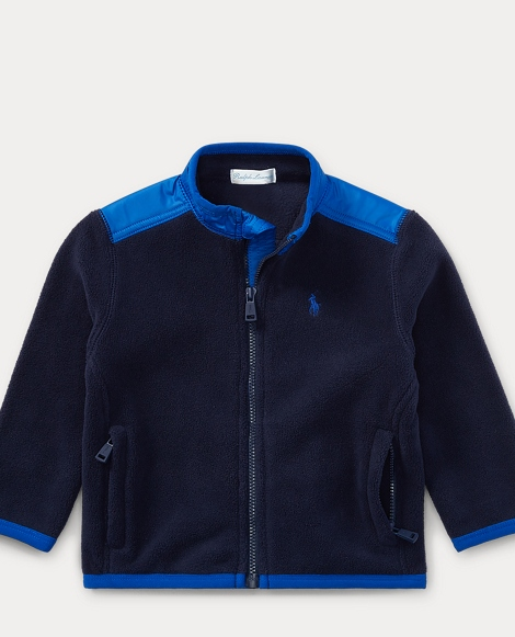 Fleece Hybrid Jacket