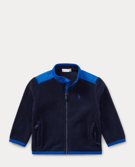 Fleece Hybrid Jacket