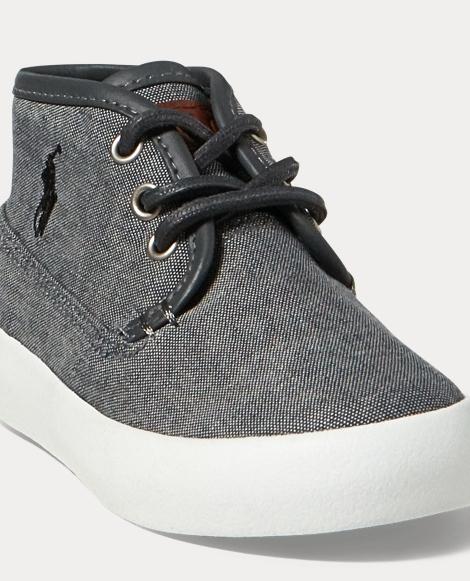 Waylon Chambray Sneaker