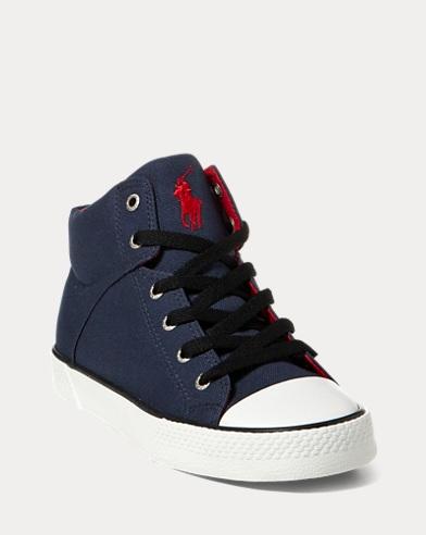 Colton Canvas High-Top Sneaker