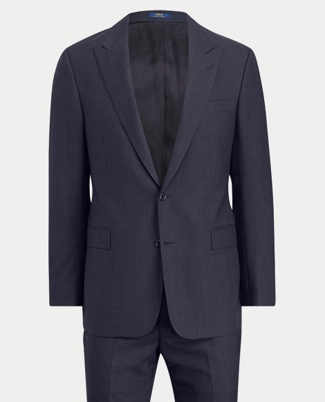 Connery Glen Plaid Wool Suit