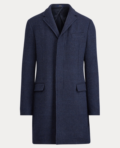Morgan Merino-Silk Topcoat