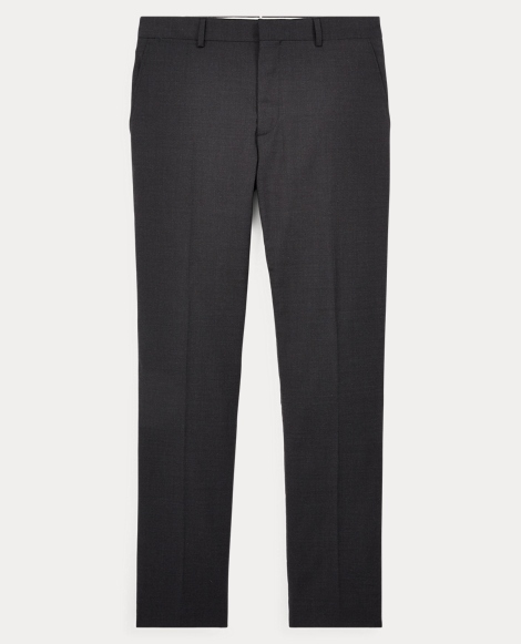 Polo Wool-Blend Trouser