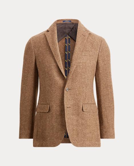 Morgan Herringbone Suit Jacket