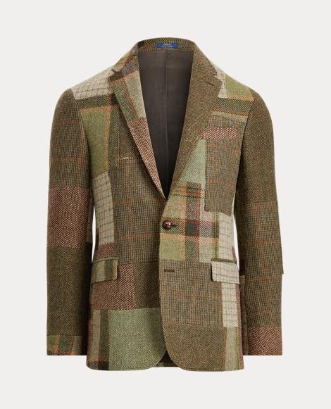 Morgan Patchwork Sport Coat