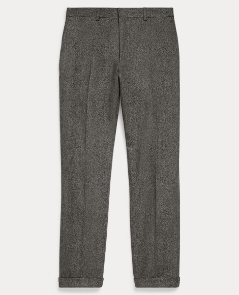 Polo Merino Wool Trouser