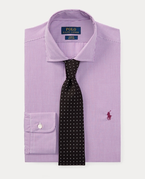 Slim Fit Easy Care Dress Shirt