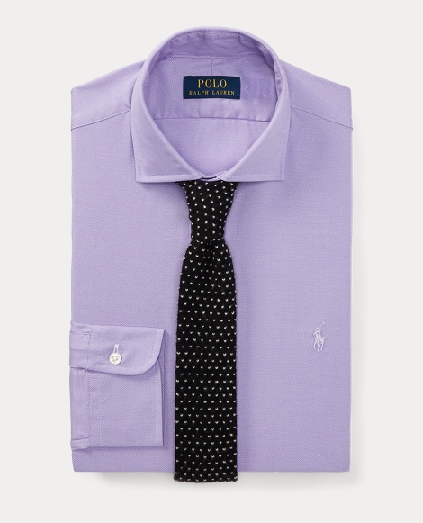 Classic Fit Stretch Oxford