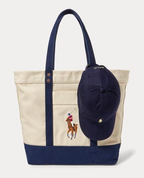 Tote & Baseball Cap Gift Set