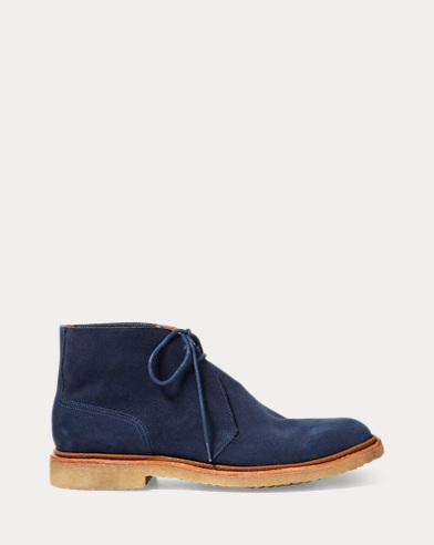 Karlyle Suede Chukka Boot