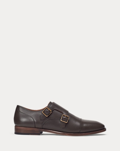 Ardenall Calf Monk-Strap Shoe