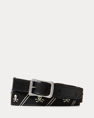 Skull-and-Crossbones Belt