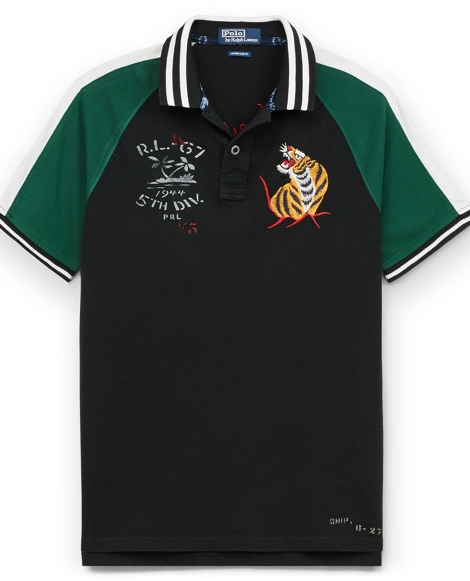 Men 39 s polo shirts long short sleeve polos ralph lauren for The tour jacket polo shirt