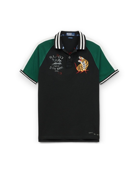 The Tour Jacket Polo Shirt