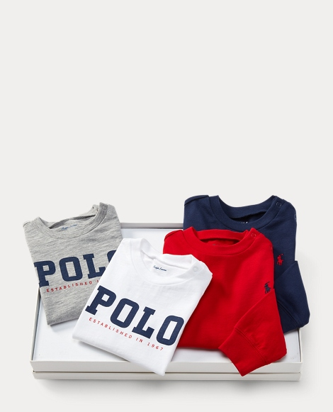 T-Shirt 4-Piece Gift Set
