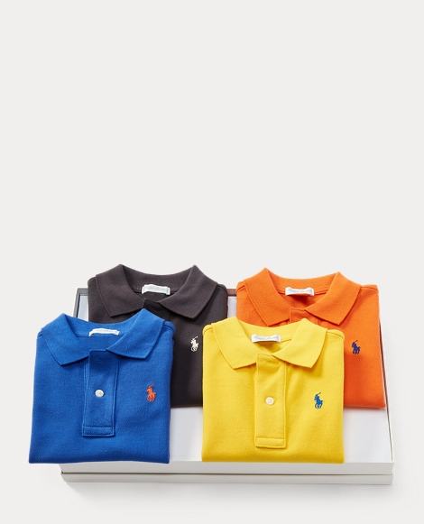 Polo Shirt 4-Piece Gift Set